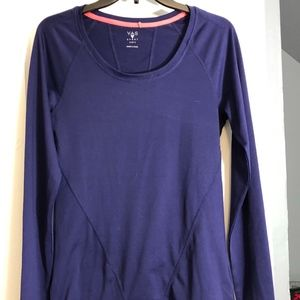Tops - Dry fit long sleeve